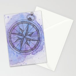 Find Me in the universe Stationery Cards