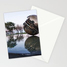 the ball Stationery Cards