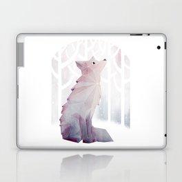 Fox in the Snow Laptop & iPad Skin