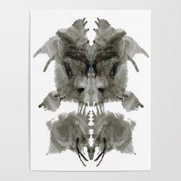 Rorschach Creation Poster