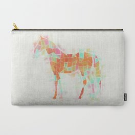 Oh, Hi, Horse Carry-All Pouch