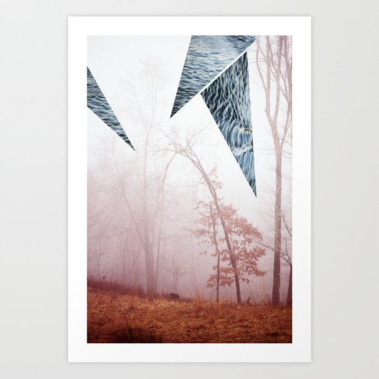 This Sky Where We Live Art Print