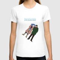 eternal sunshine of the spotless mind T-shirts featuring Eternal Sunshine of the Spotless Mind by bonieiji