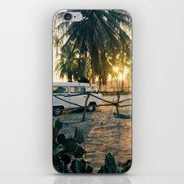 Guajiru iPhone Skin