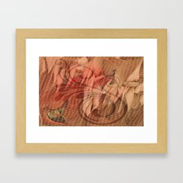 Zhong Kui Framed Art Print