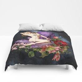 Stars & Flowers Comforters