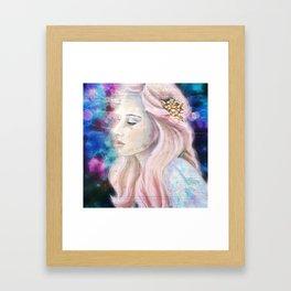 Starseed Awareness Framed Art Print