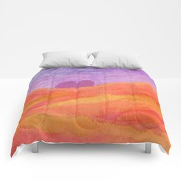 Heart Rise Comforters