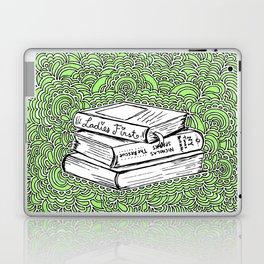 Book Drawing Meditation (digital)  Laptop & iPad Skin