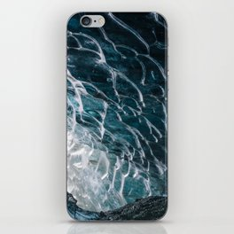 Cave of waves iPhone Skin
