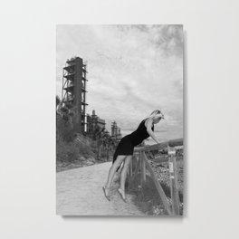Rocket Launcher Metal Print
