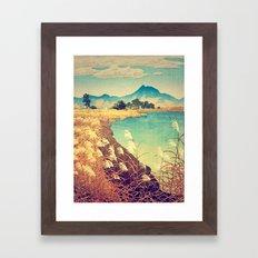 Last stop before Yaeinkei Framed Art Print