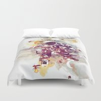 sagan Duvet Covers featuring Summer Nights by Travis Clarke
