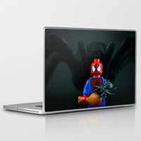 nope Laptop & iPad Skins featuring Nope by InkBlot