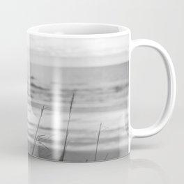 Black and White Ocean Dream Coffee Mug