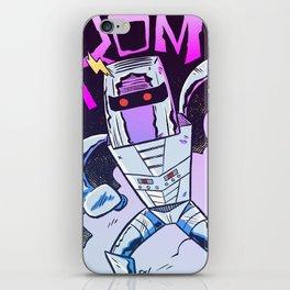 ROM! iPhone Skin