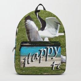Happy Birthday Backpack