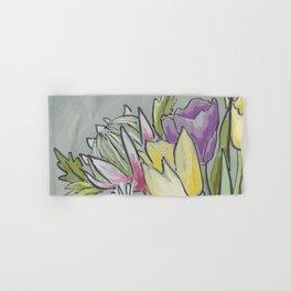 Protea bouquet Hand & Bath Towel