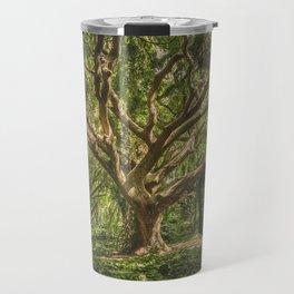 Spirits inside the wood Travel Mug