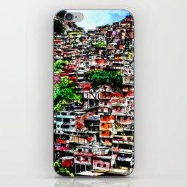 Barrio iPhone Skin