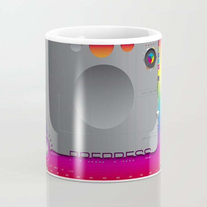 WallART-Colorsys-1 Coffee Mug