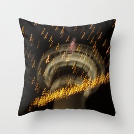 SKY TOWER AUCKLAND - 1 Throw Pillow