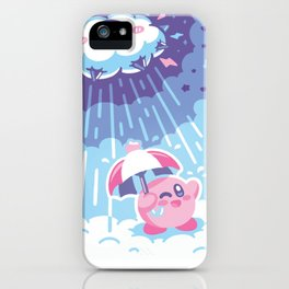 Rain Cloud iPhone Case
