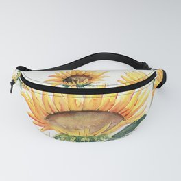 Sunflowers Love Fanny Pack