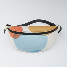 Abstraction_Balance_001 Fanny Pack