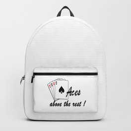Aces Above the Rest Backpack
