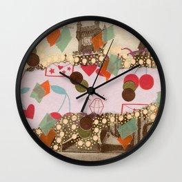 Saluti Dal Futuro 064 Wall Clock
