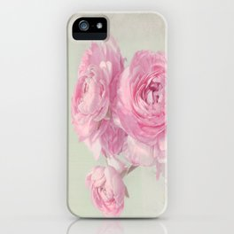 think pink N°2 iPhone Case