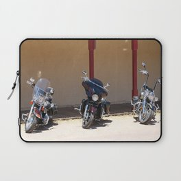 Motorcycle Parade Laptop Sleeve