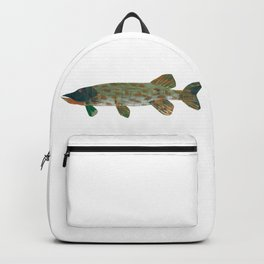 Northern Pike Backpack