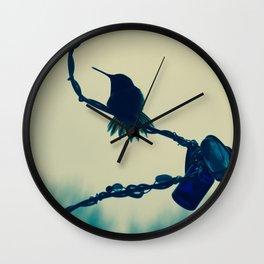Hummer Retreat Wall Clock