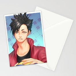Kuroo Tetsurou Stationery Cards