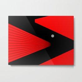 Abstraction 008 Metal Print