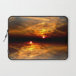 breathclouds -dbl Laptop Sleeve