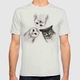 The Owl's 3 T-shirt