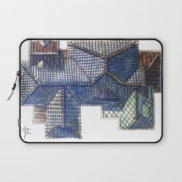 Taiwanese roofscapes 02 Laptop Sleeve