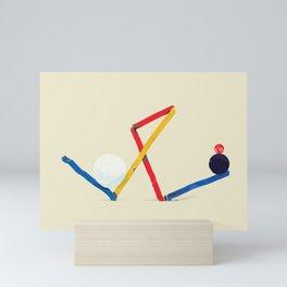 Playground 1 Mini Art Print