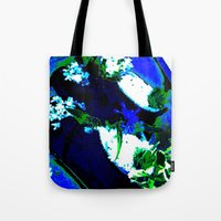 artsy Tote Bags featuring Artsy. by Bliss