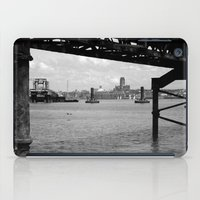 liverpool iPad Cases featuring Liverpool - An Alternative View by Caroline Benzies Photography