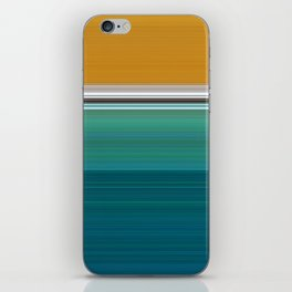 Swimming Pool Abstract iPhone Skin