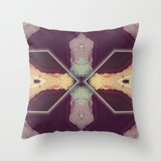 The Riddle Throw Pillow