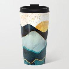 Glacial Hills Metal Travel Mug