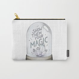 Show them your magic Carry-All Pouch