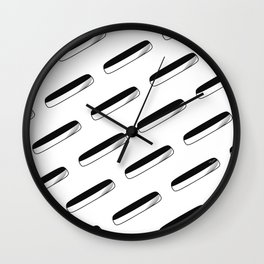Eclair Wall Clock