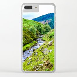 River. Clear iPhone Case