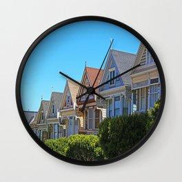 Painted ladies  Wall Clock